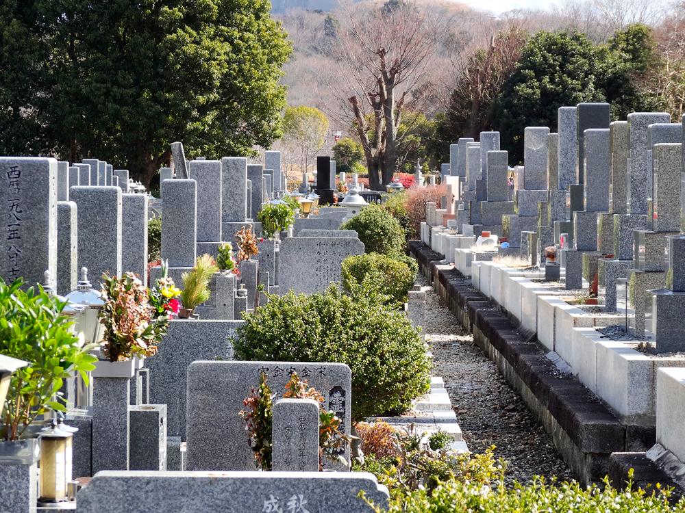 天災時のお墓の状態確認