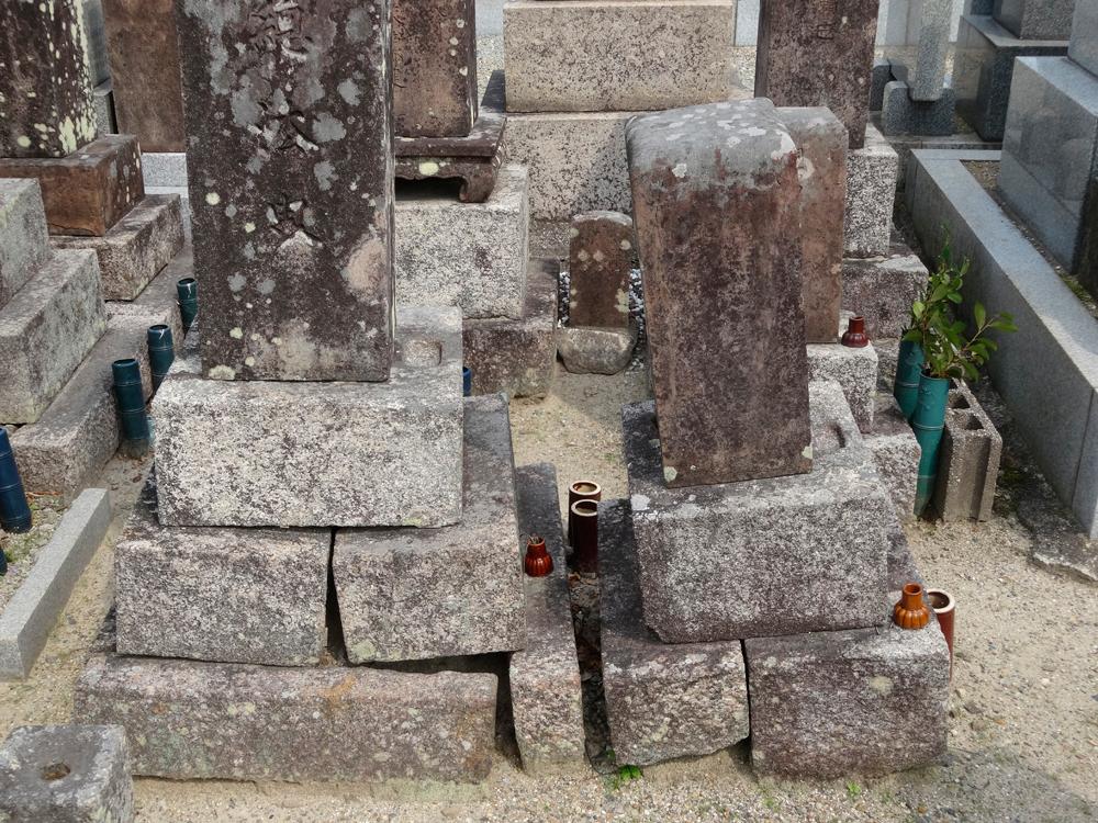 お墓の改修・補修